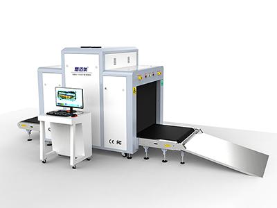 agzhen人shiwan SMA-10080 通道式行李安检X光机