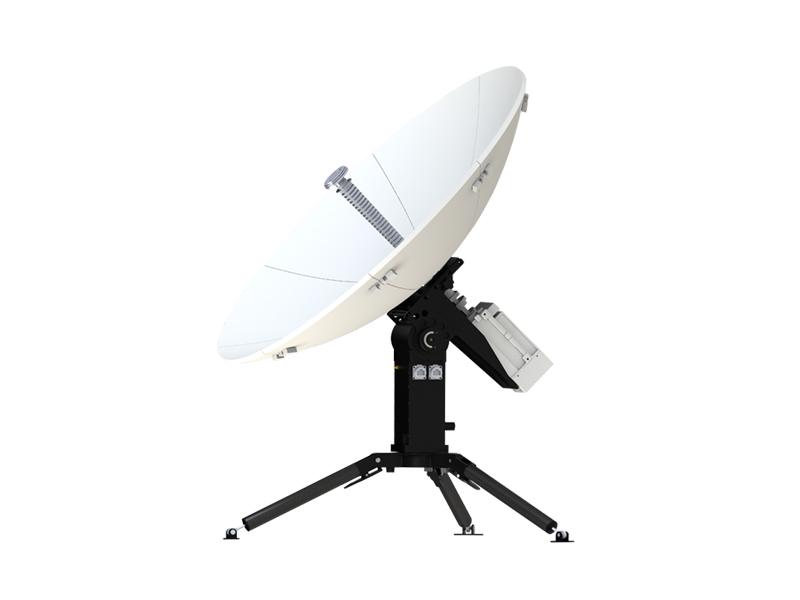 ag真ren试wanSMA-85Ku轻xing卫星bian携站