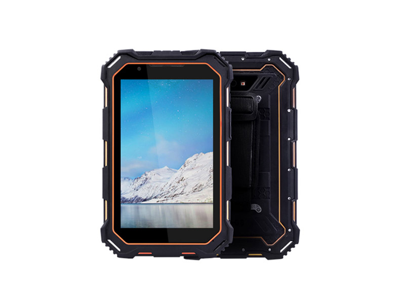 ag真人试wan SMA-P04 LTE 1.4G/1.8G专网三防平板