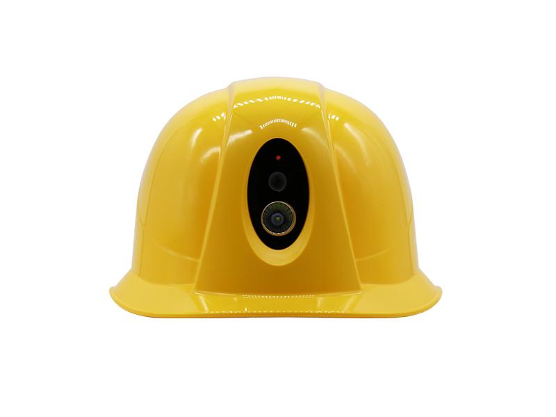 agzhen人试wan SMA-TK01 4G图传智能安全帽(4G头盔)