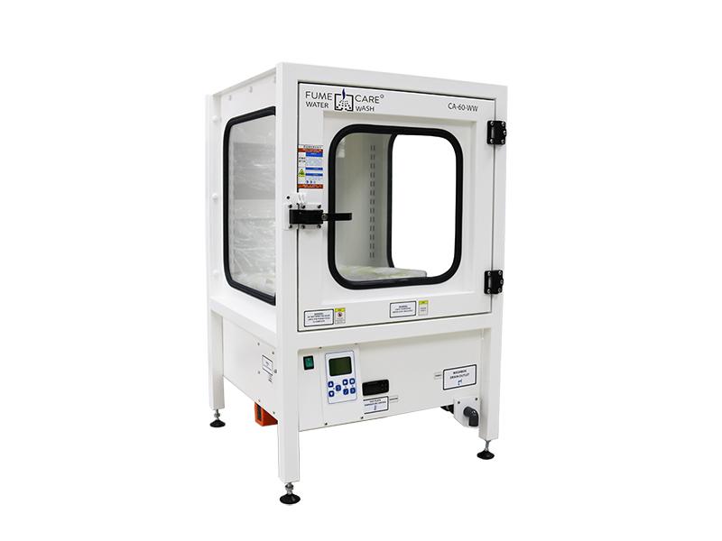 英国 FUMECARE CA-60-01 502 水洗式手印熏显柜