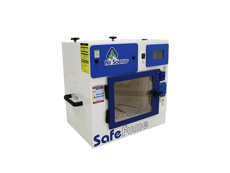 美国 SAFEFUME CA24S 502 手印熏显柜