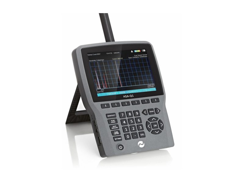 英国 HSA-Q1 手持shi射频频谱分析仪