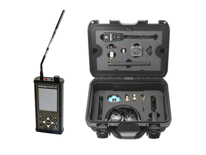 """e罗斯 ST 031M""""PIRANHA""""无线反窃听频率检测器"""