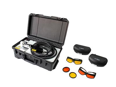 英国 FL-445/532 双波段激光生物检材发现仪