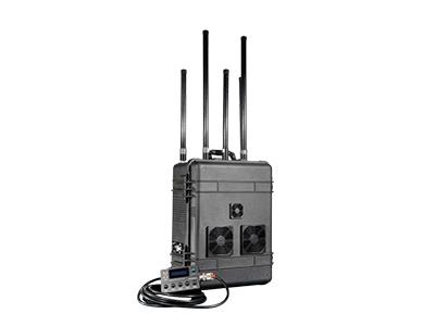 天鹰一号大功率全频段 DDS 便携式无人机干扰仪