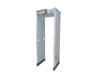 意大利启亚 SMD600 plus 高灵敏度安检门