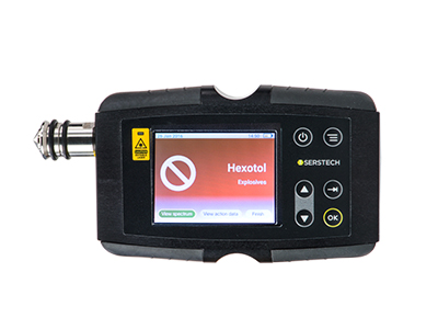 S-100HCS 危化品拉曼分析仪