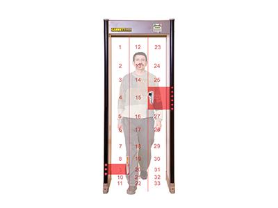 美国盖瑞特 PD6500i 金属探测安检门