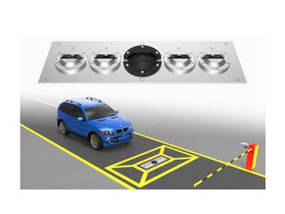 思迈奥 SMA-CD800 地埋式车辆底盘扫描成像系统