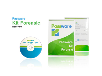 美国 Passware Kit Forensic 密码破解软件