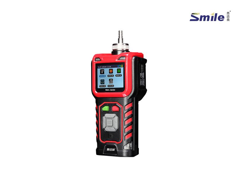 思迈奥 SMA-GAS4 泵吸式便携四合一有毒有害气体监测仪