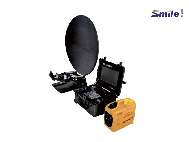 思迈奥 1.2M 自动卫星便携站系统