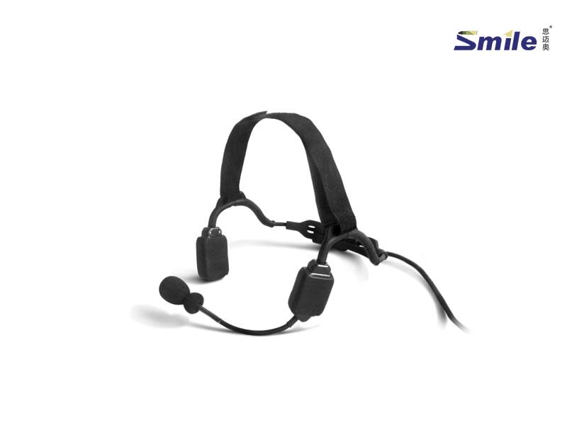 思迈奥SMA-BEP01头戴式无线骨传导耳机