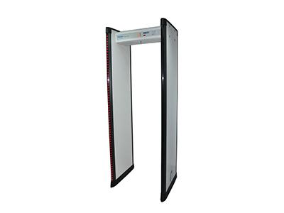 美国 Rapiscan Metor 6S 高灵敏度安检门