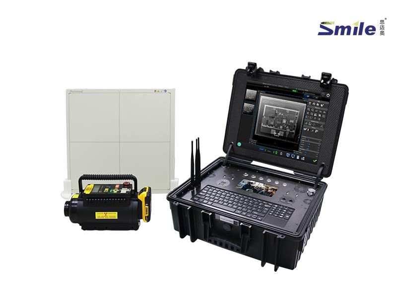 思迈奥SMA-ZX01人员行李一体化安检系统