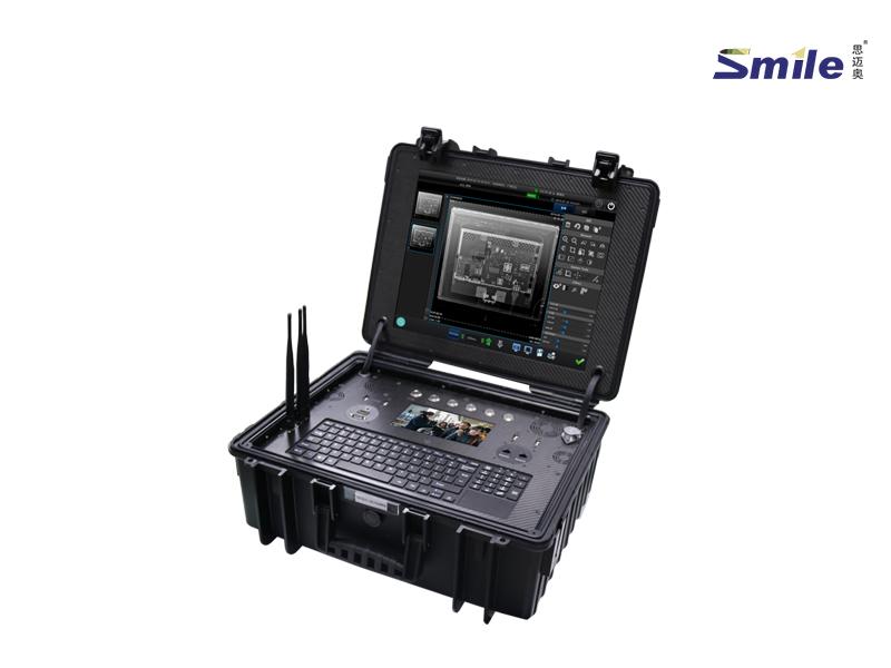 思迈奥 SMA- FR100 便携式人脸识别布控箱(人员行李一体化安检系统)