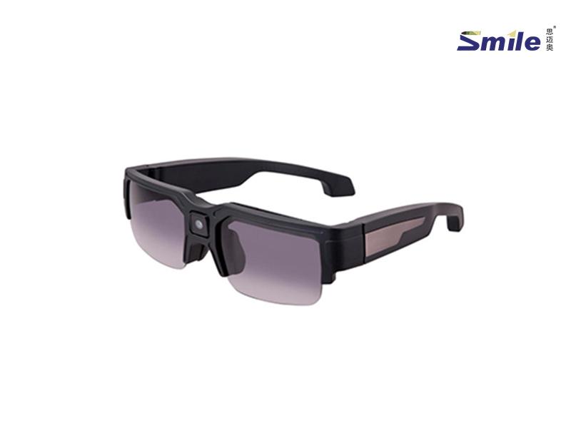 思迈奥SMA-FIG18人脸识别智能眼镜
