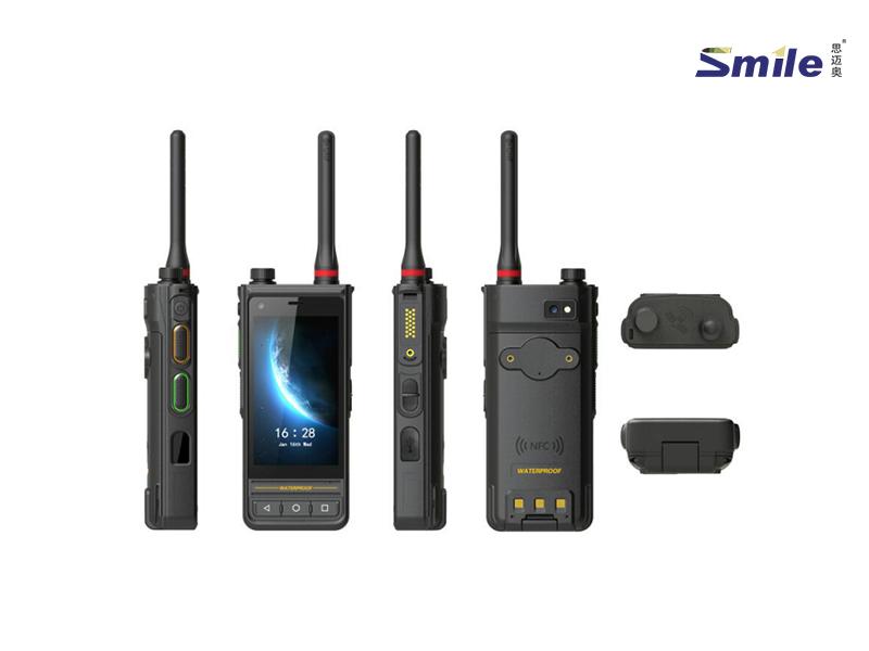 思迈奥 SMA-IT02A LTE专网智能手持终端