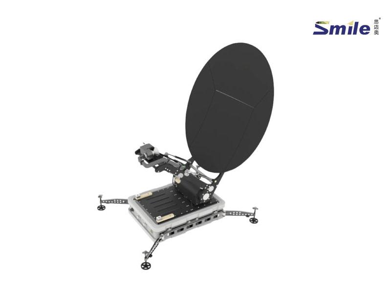 思迈奥SMA-Ka75轻型卫星便携站