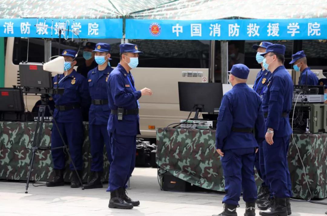 思迈奥应急通信产品圆满完成北京市防汛综合演练任务